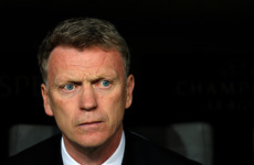 'It's never easy when you follow great managers at great clubs', Moyes warns