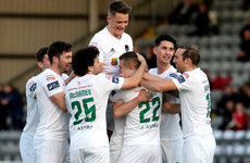 Cork beat Bohs to go level on points with Dundalk