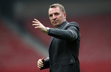'I'm happy at Celtic': Rodgers unmoved by Arsenal speculation