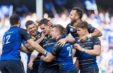 Five-star Leinster book their ticket to Bilbao with scintillating victory over Scarlets