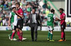 Champagne put on ice as Hibernian halt Celtic's chance to claim Scottish title