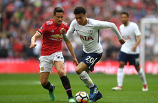 As it happened: Man United vs Tottenham, FA Cup semi-final