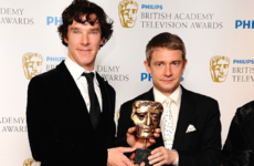 Benedict Cumberbatch called Martin Freeman 'pathetic', and that makes things pretty awkward