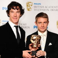 Benedict Cumberbatch called his co-star Martin Freeman 'pathetic' for comments made about Sherlock