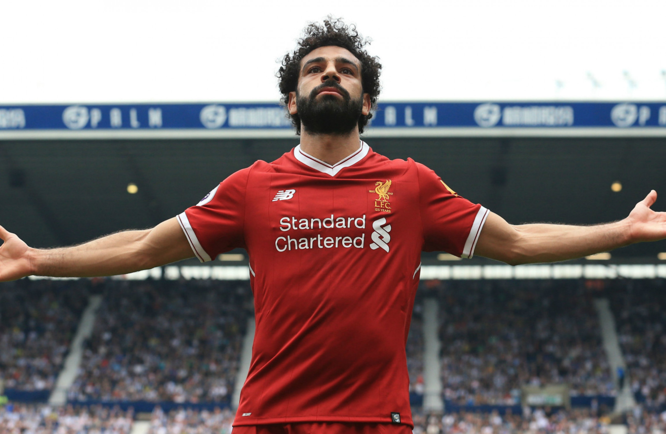 Salah scores his 31st goal in Liverpool draw