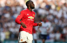 'I think we have enough': Lukaku says investment isn't necessary for United to challenge City