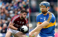 Galway and Tipperary forwards claim GAA player of the month awards