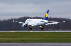 Passenger jet makes emergency landing in Dublin due to crack in windscreen