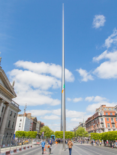 Spike in tourists seeking help after being the victims of crime in Ireland