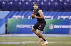 Darnold, Mayfield, Rosen or Allen? The42's 2018 NFL mock draft