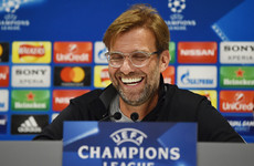 Klopp calls for Roma respect ahead of Champions League semi-final