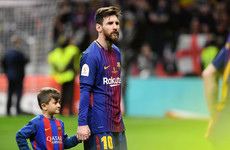 €25,000-a-minute Messi zooms past Ronaldo as top earner