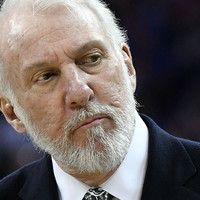 Spurs coach Popovich will miss Game 5 against Warriors, as Rockets and Jazz win again