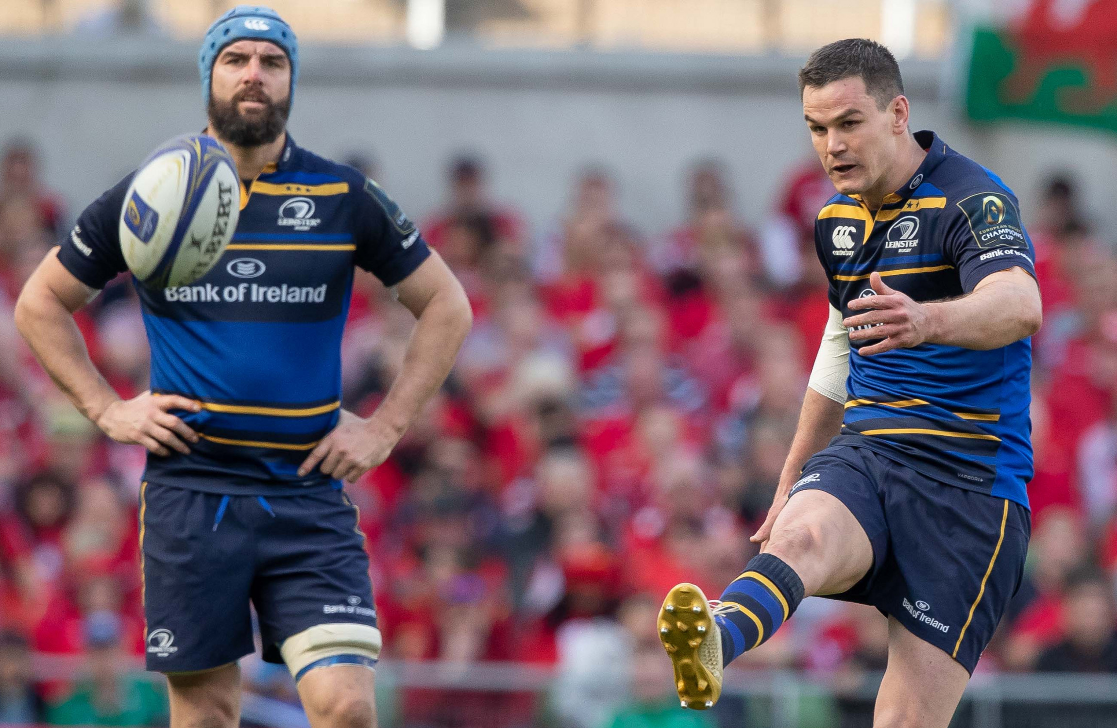 Leinster and Racing dominate shortlist for European Player of the Year