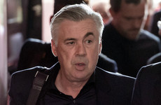 Italy confirm Ancelotti talks over vacant manager's job