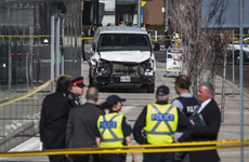 Canadian man charged over Toronto van attack in which 10 people were killed
