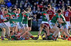 'Definitely in the last couple of years there is a bit of an edge and a bit of a bite' - the Galway Mayo rivalry