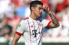 Bayern Munich star was 'a little depressed' after leaving Real on loan