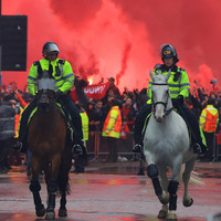 Police investigating 'serious assault' outside Anfield prior to Liverpool's Champions League match