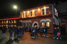 Two men arrested after Irish Liverpool fan seriously assaulted before Champions League game