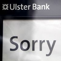 Ulster Bank says no customer will be 'out of pocket' after money disappeared from accounts