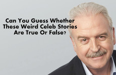 Can You Guess Whether These Weird Celeb Stories Are True Or False?