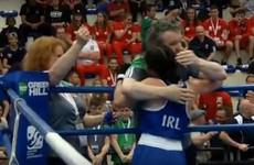 Bray sensation Daina Moorehouse dominates Russian to win European gold