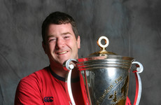 Foley inducted into Hall of Fame as Earls is named Munster's Player of the Year