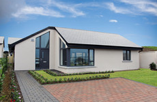 Contemporary living right by the coast in this brand new Dublin bungalow