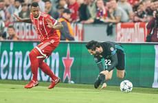 LIVE: Bayern Munich v Real Madrid, Champions League semi-final