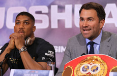Hearn sceptical over Wilder's $50million 'PR move' for potential Joshua bout