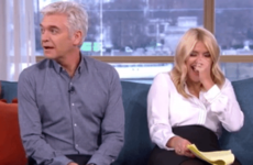 Phillip Schofield made a woeful innuendo during a discussion on vibrators, and Twitter is losing the run of itself