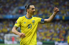 Ibrahimovic turns down World Cup comeback after speculation