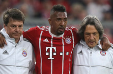 More bad news for Bayern and a World Cup concern for Germany over key defender