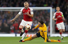 As it happened: Arsenal v Atletico Madrid, Europa League semi-final first leg