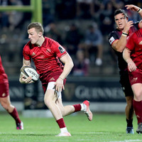 Munster speedster Fitzgerald desperate to seize his chance against Ulster
