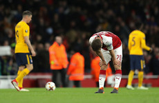 Dejected Wenger rues 'worst possible' goal from Griezmann