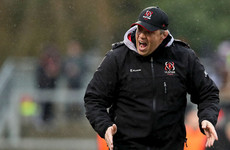 Gibbes pleased to still have a sniff of Pro14 playoffs as he bids to complete miracle comeback in Munster