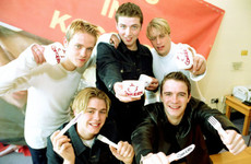 Brian McFadden said it's 'ego' that's preventing a Westlife reunion... it's The Dredge