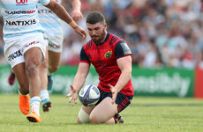 Arnold only man retained as Munster rest front-liners for Ulster clash