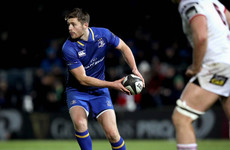 Byrne at 10 and Carbery at 15 as Leinster look to spoil Muldoon's party