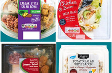 Salads sold in Aldi, Lidl and Supervalu recalled over listeria fears