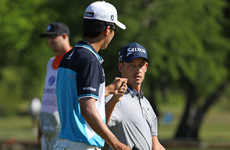 Spieth and Garcia miss New Orleans cut but Irish quartet remain in contention