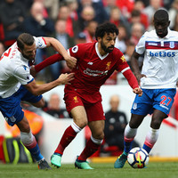 Salah draws rare blank in Anfield stalemate as relegation looms for Potters