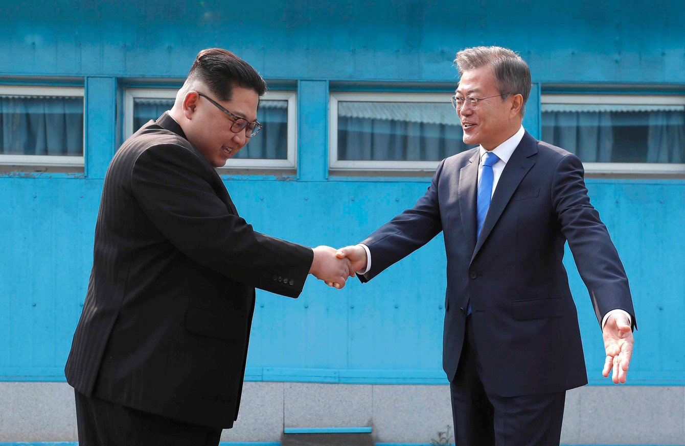 North Korea Says Historic Meeting With The South Opens New Era