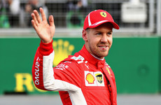 Vettel on pole for the Azerbaijan Grand Prix ahead of revived Hamilton in Baku