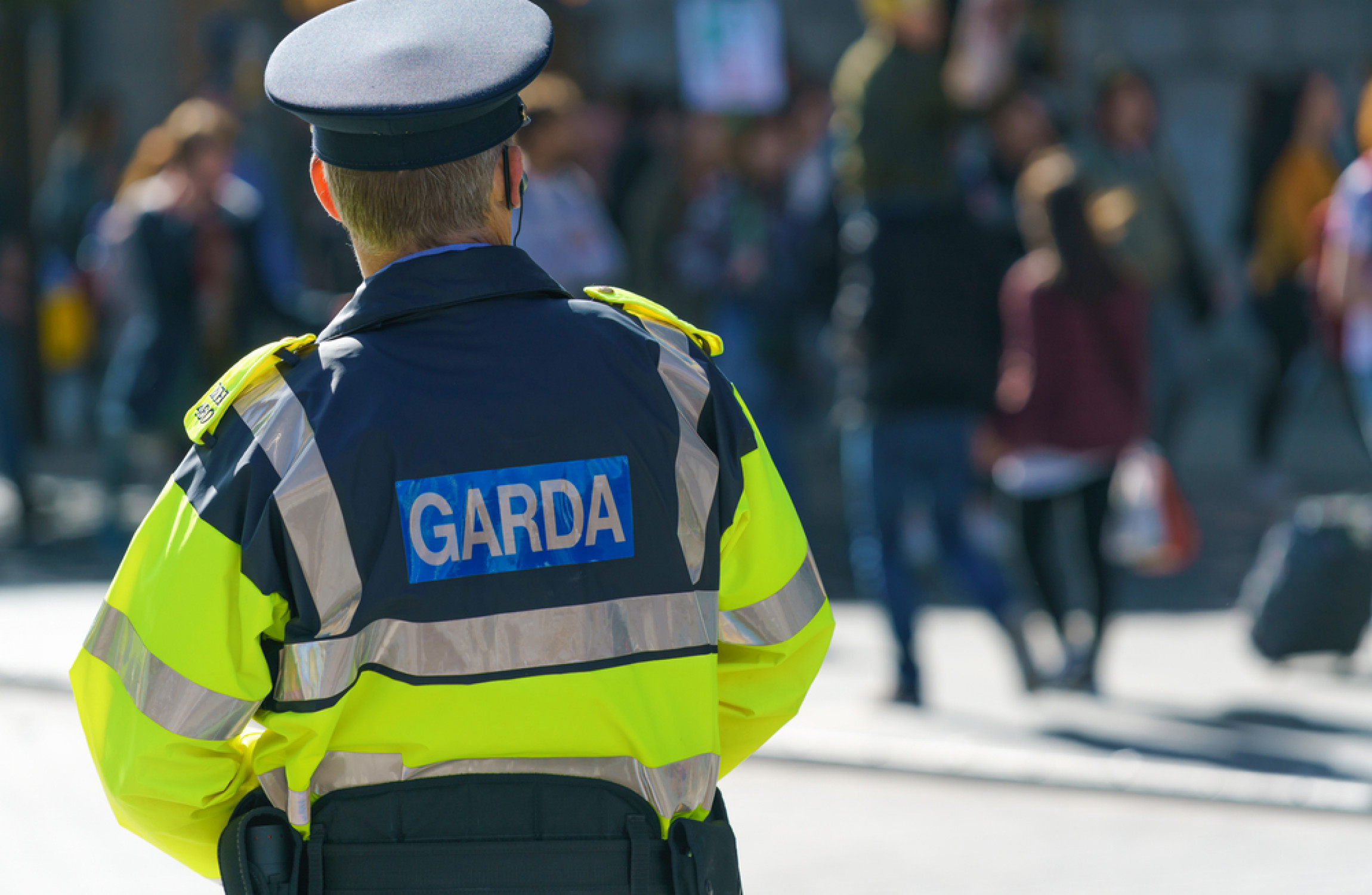 Man arrested following attack on gardaí in Dublin