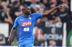 From hero to villain: Koulibaly sent off as defeat leaves Napoli's title hopes hanging by a thread