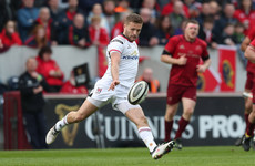 Ulster still looking to secure experienced out-half ahead of next season