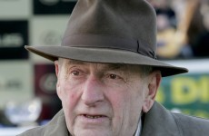 Death of racing legend Paddy Mullins